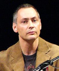 Bild: <b>Thorsten Schilling</b>, bis 30.6.04 JT-Leiter bei einer Ansprache an das <b>...</b> - schilling